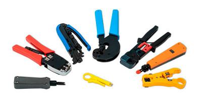 Инструмент для работы с кабелем и проводом