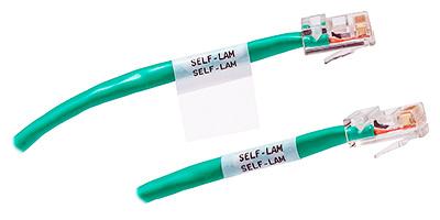 Самоламинирующиеся маркеры