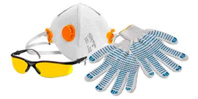 Защитные изделия и одежда