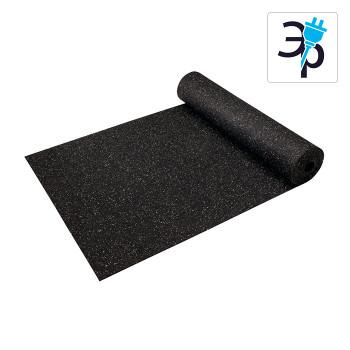 Антистатическое каучуковое покрытие Artigo Granito Ant 48 - рулон