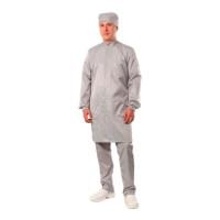 Антистатический мужской халат модели М-223