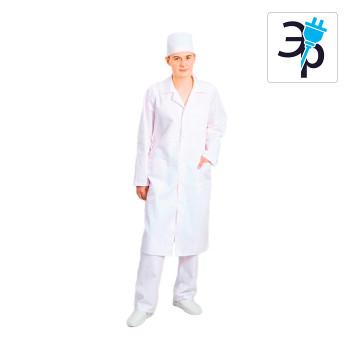Антистатический мужской халат модели M-251