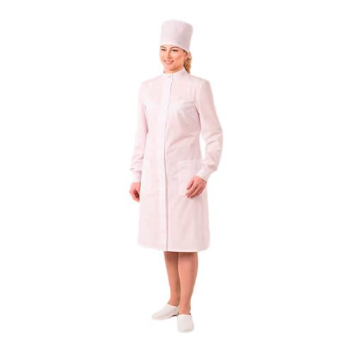 Антистатический женский халат модели M-453