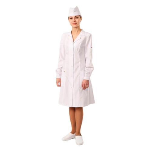 Антистатический женский халат модели M-46