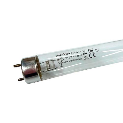 Бактерицидная ультрафиолетовая лампа Aervita T8 UVC – 15Вт, 30Вт, G13