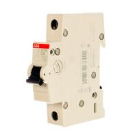 Однополюсный автоматический выключатель ABB SH201L 6-40А, 230В - тип С