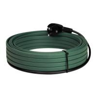 Греющий кабель для обогрева кровли и водостоков – IP67, 60м