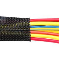 Гибкие цветные кабельные оплетки IPROFLEX 15PET – полиэстер