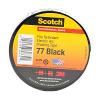 Огнезащитная лента для оболочек кабеля 3M Scotch 77 - ПВХ