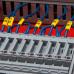 Маркировочные кембрики из профиля Partex PO – овальные, ПВХ