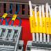 Овальный профиль для маркировки провода Partex серии PO