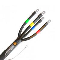 Концевая термоусаживаемая муфта для кабеля в пластмассовой изоляции ПКВ(Н)Тпб-1 (1кВ)