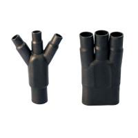 Термоусаживаемая трехпалая разветвленная перчатка - полиолефин