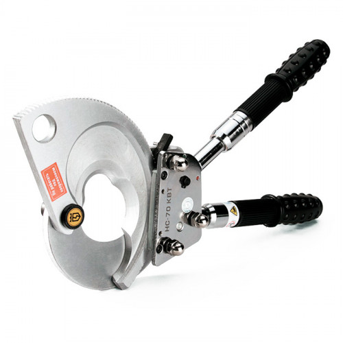 Секторные кабельные ножницы (кабелерезы) КВТ НС-70