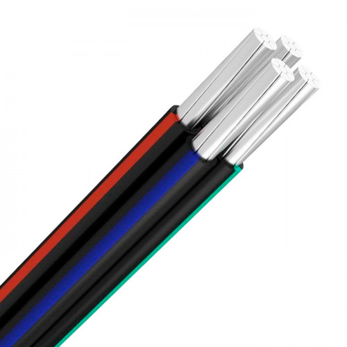 Самонесущий изолированный провод СИП-4 4х16 ГОСТ, 50м