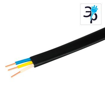 Силовой кабель ВВГ-Пнг(А)-LS 3x2.5 ГОСТ, 100м