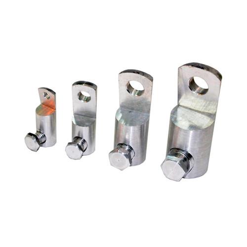 Болтовые кабельные наконечники тип НБ – алюминиевый сплав
