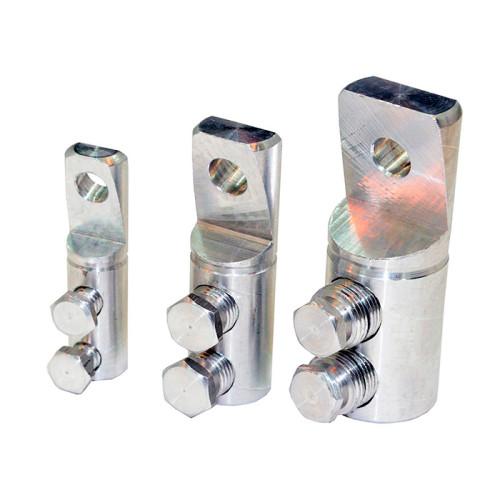 Кабельные болтовые наконечники тип НК (до 35 кВ) – алюминиевый сплав