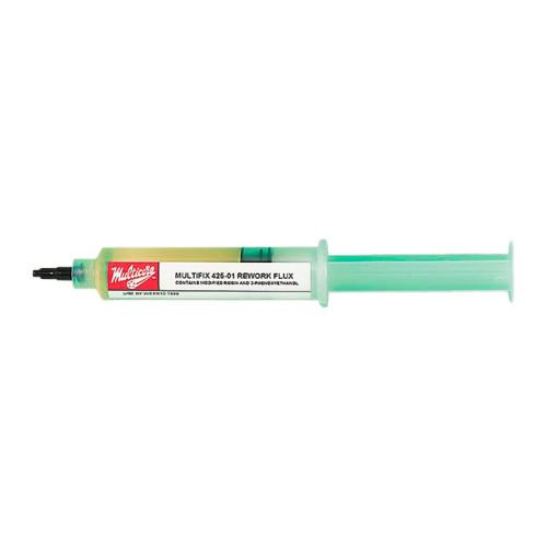 Флюс безотмывочный Multicore 425-01 – шприц, 10см³