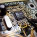 Флюс-гель Multicore LF318 10CC EFD DUAL – картридж, 10мл