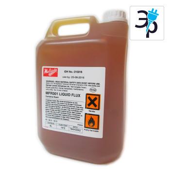 Высокоактивный не требующий отмывки флюс Loctite (Multicore) MFR301, канистра
