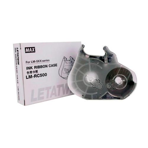 Картридж - корпус для сменных красящих лент Max LM-RC500