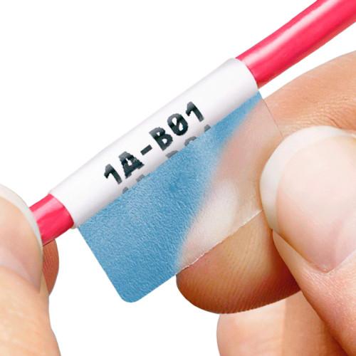 Ламинирующиеся маркеры для маркировки провода FPE - полиэстер, лист A4