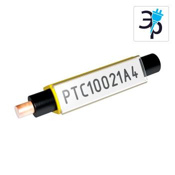 Контейнеры для маркировки провода Partex PTC с открытым профилем – негорючий ПВХ