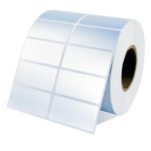 Химически стойкие этикетки из серебристого матового полиэстера ТМ2212