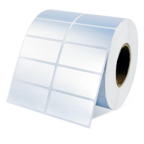 Идентификационные этикетки из серебристого полуматового полиэстера TM2218