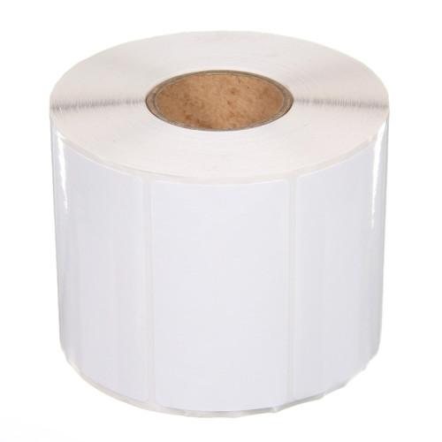 Маркировочные этикетки из полиэстера ТМ3618 – глянцевые, белые