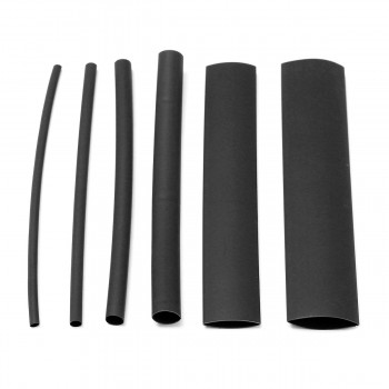 Универсальные наборы термоусадочных трубок с клеевым слоем