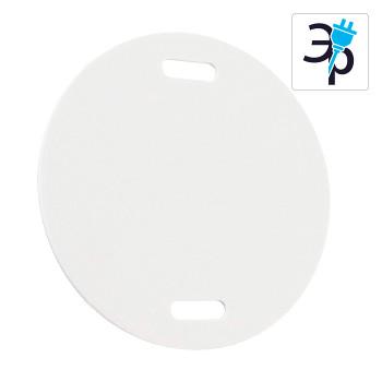 Кабельная маркировочная бирка У-135 полиолефин, 55мм