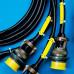 Огнестойкие кабельные бирки ТМ105-БГ – белые, желтые