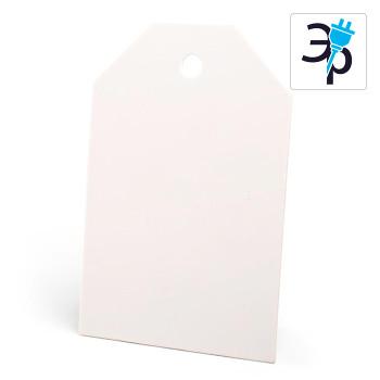 Пластиковые маркировочные бирки Fortisflex – тип У-Д «Домик»