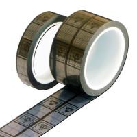 Антистатическая лента из целлюлозы CLEANTEK CT-232-50 – 50м