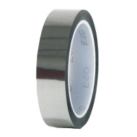 Антистатическая металлизированная клейкая лента CLEANTEK СТ-211-12