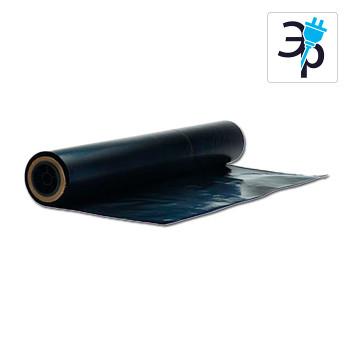 Антистатическая токопроводящая пленка VELOSTAT – черная, 46м