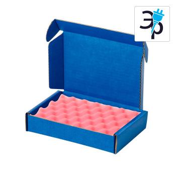 Антистатические картонные коробки Wolfgang Warmbier с поролоном