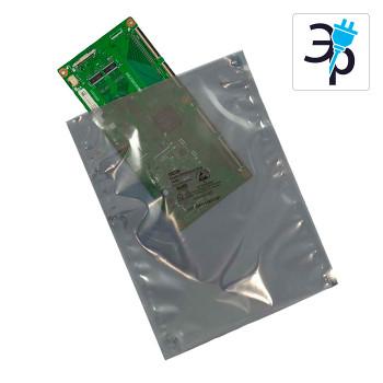 Антистатические металлизированные пакеты SCS - Metal-out, серые