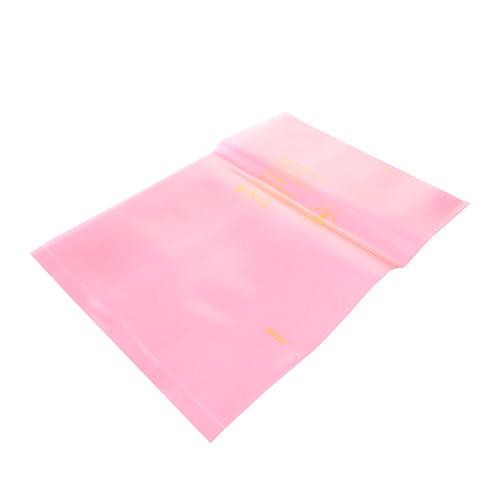 Пакеты антистатические DescoEurope - розовые, рассеивающие, полиэтилен