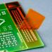 Полиимидная лента для маскирования из термоскотча 3М 8997
