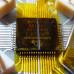 Полиимидная термостойкая лента для маскировки 5026 – рулон, 10м