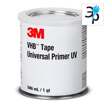 Усилитель адгезии (клейкости) 3M UV Primer – 946мл