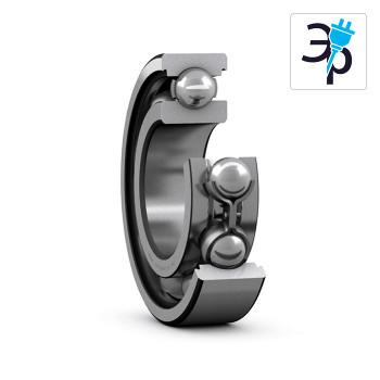 Радиальные шарикоподшипники SKF 6001 (28x12x8 мм)