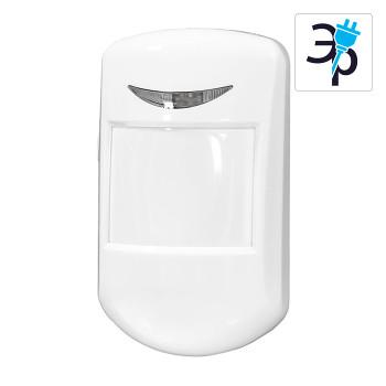 Датчик движения GINZZU HS-S01W – беспроводной, белый