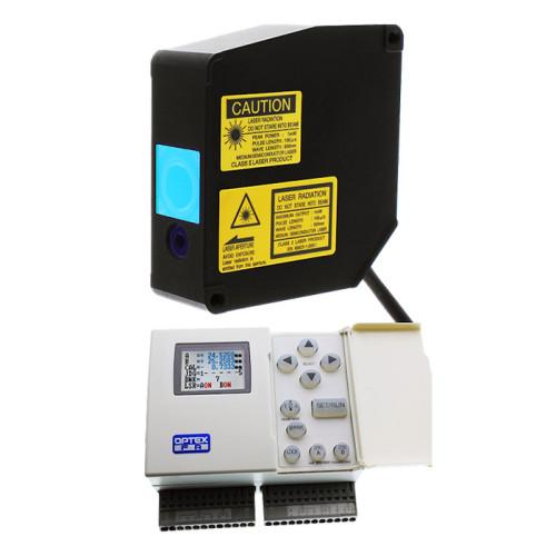 Лазерные датчики расстояния Optex FA с контролером CD4