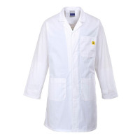 Антистатический халат Beltema ХА-02W(M) ESD – размер 44 - 62