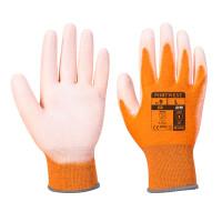 Антистатические перчатки с полиуретановым покрытием ладони Antistatic Shell PORTWEST A199