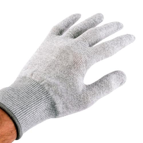 Нейлоновые антистатические перчатки CLEANTEK CG-201